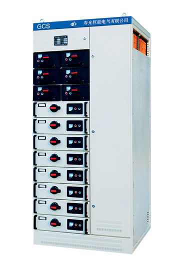 Draw out type AC low voltage switch cabinet (GCS)