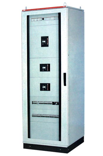 Power distribution control cabinet
