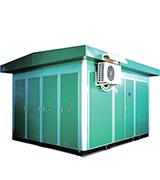 Intelligent prefabricated substation