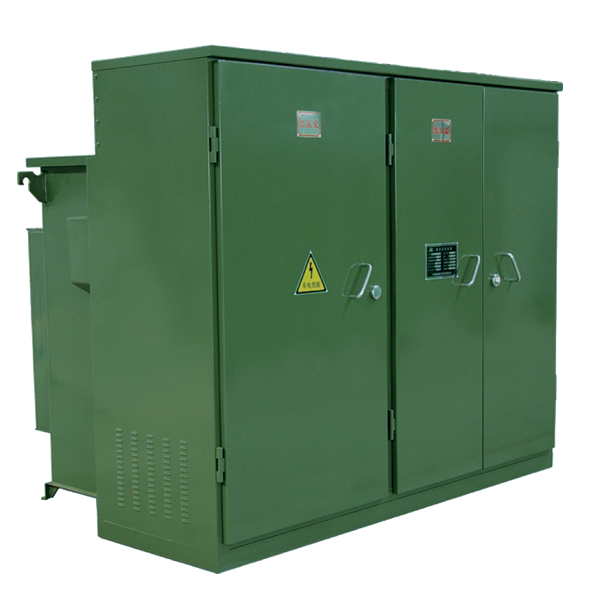 American box transformer substation