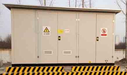 Assembled Box Transformer Substation